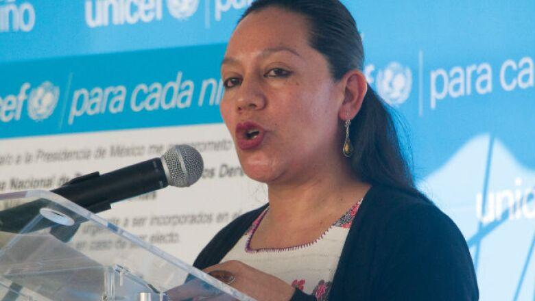 Mar�a Luisa Albores Gonz�lez
