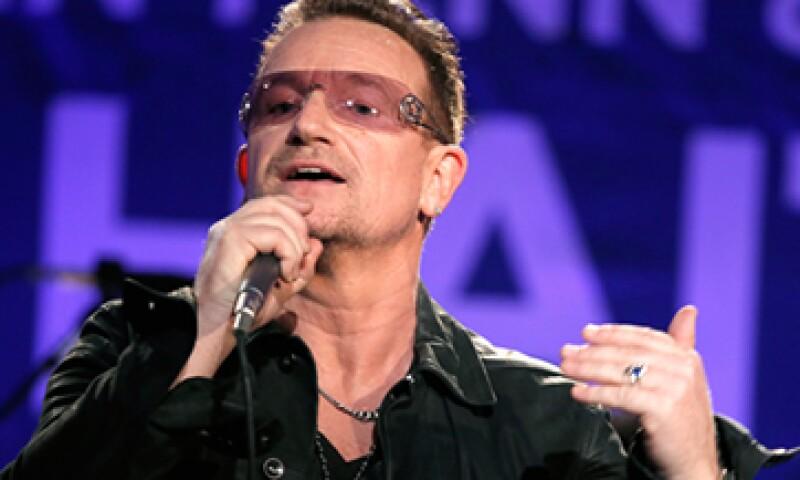 El más reciente disco de U2 está disponible gratis para los más de 500 millones de usuarios de iTunes. (Foto: Getty Images)
