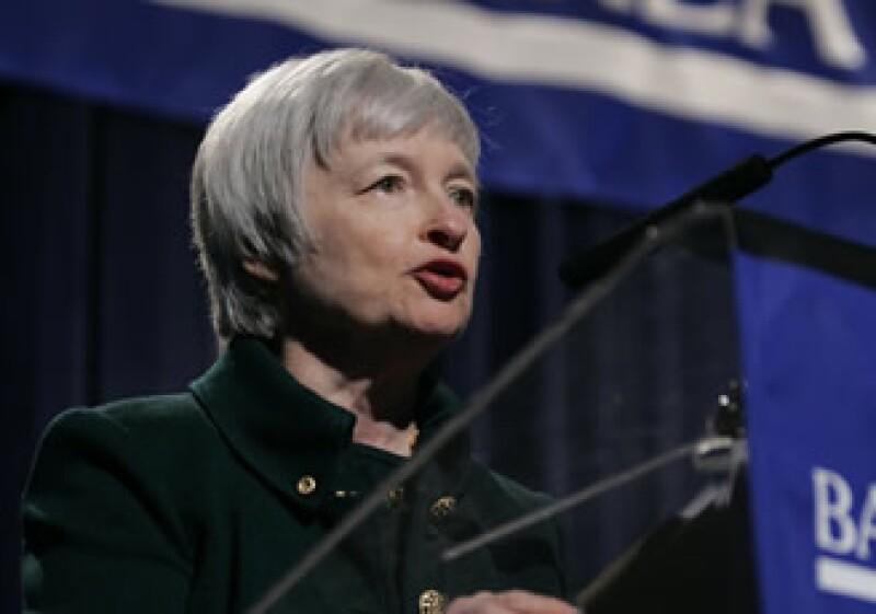 Actualmente, Janet Yellen es titular de la Reserva Federal de San Francisco. (Foto: Archivo AP)