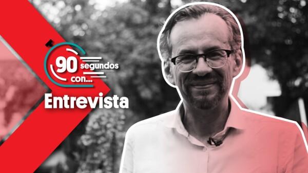 #90SegundosCon... Javier Hidalgo