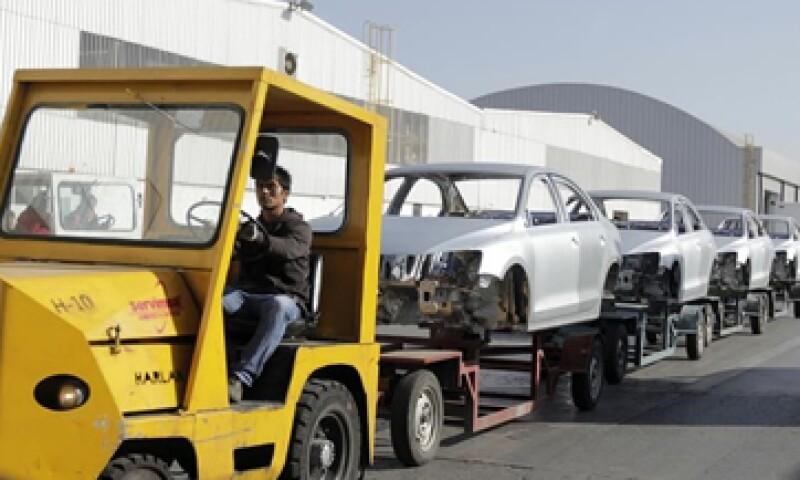 La planta de Puebla es una de las más importantes de Volkswagen a nivel mundial. (Foto: Reuters)