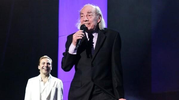 Manuel 'El Loco Valdés'.