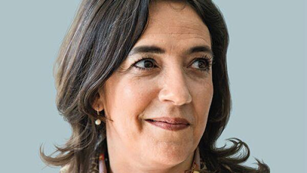 Luz Mar�a Karg, gerente regional para Latinoam�rica de la ASQ,