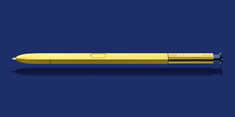 S Pen será uno de los accesorios que más posibilidades de venta le dará al Galaxy Note 9