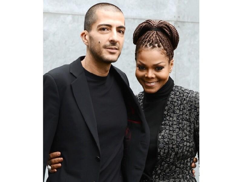 Janet Jackson es 10 años mayor que su actual esposo.