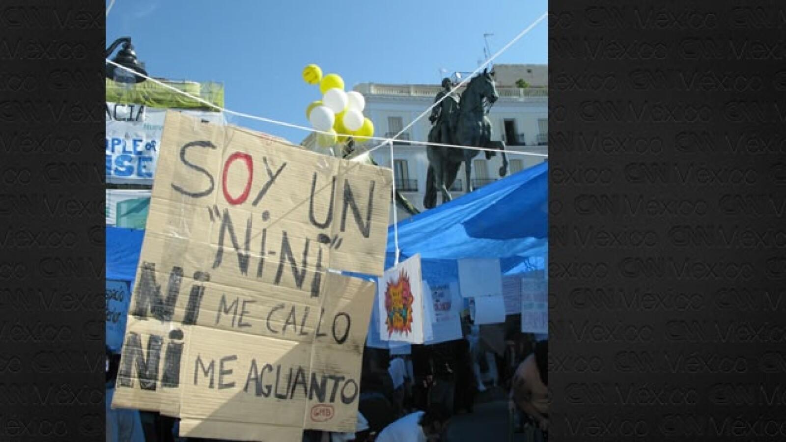 España - indignados