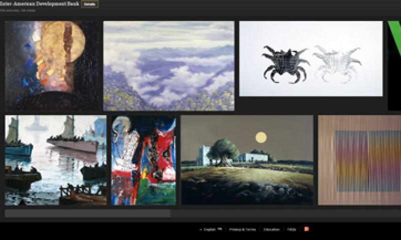 La Colección de Arte del BID ha sido adquirida a lo largo de las últimas cinco décadas. (Foto: Tomada de googleartproject.com)