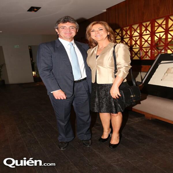 Juan Fernández, Claudia Recamier