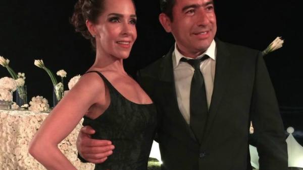 Sharis Cid e Isaías Gómez