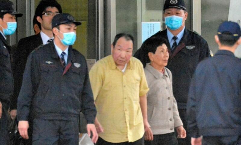 Iwao Hakamada japonés liberado