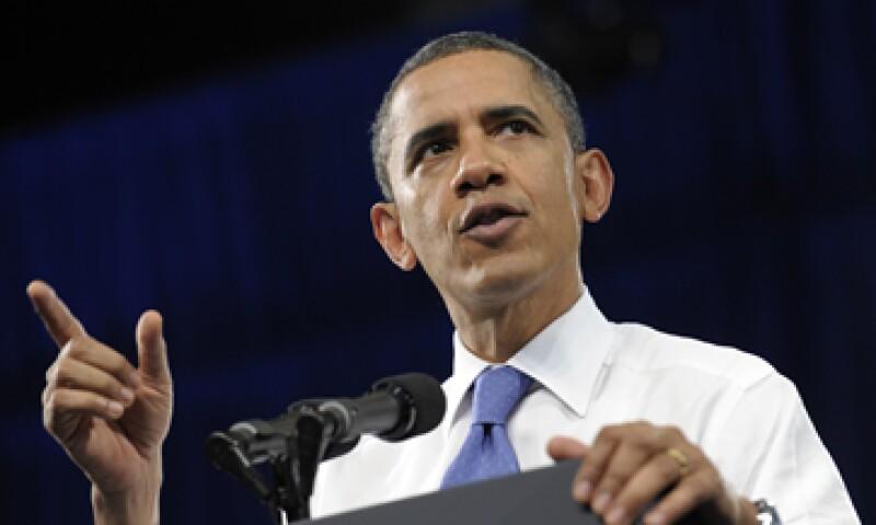 Fuentes del Tesoro señala que el Gobierno aún no define qué monto de reducción busca Obama. (Foto: AP)