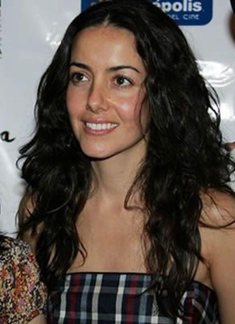 La actriz mexicana desea interpretar papeles con los que realmente pueda conectarse.
