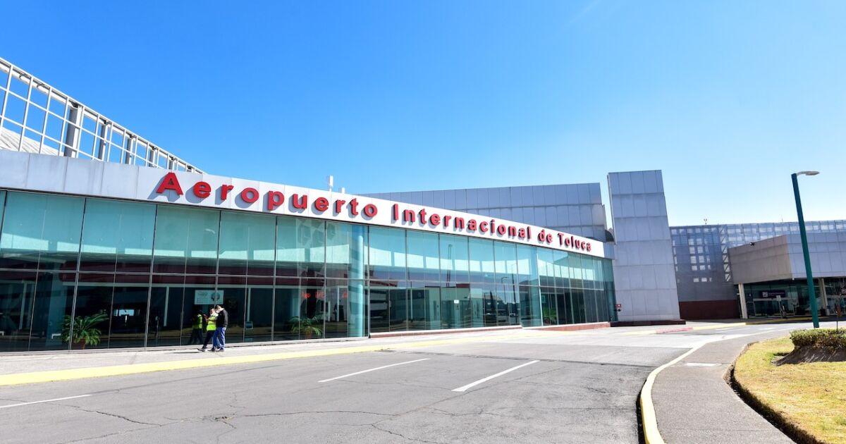 Toluca mantiene la incógnita sobre su rol en el nuevo sistema aeroportuario