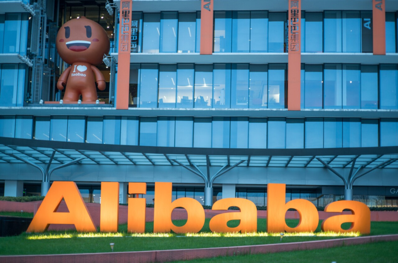 Jack Ma reaparece en sede de Alibaba, por motivo del Ali Day