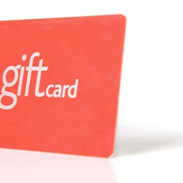 giftcard tarjeta de regalo