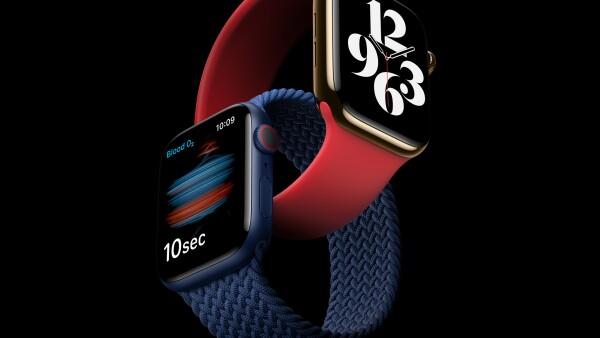 La nueva generación de Apple Watch, la serie 6