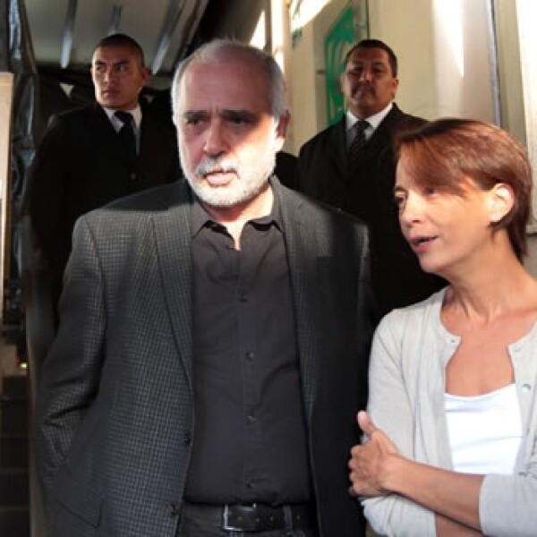 Enrique Lizalde funeral 1