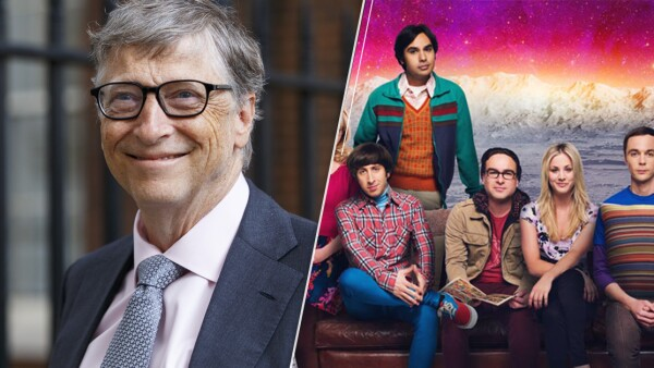 Bill Gates en The Big Bang Theory