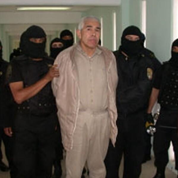 Rafael Caro Quintero Archivo
