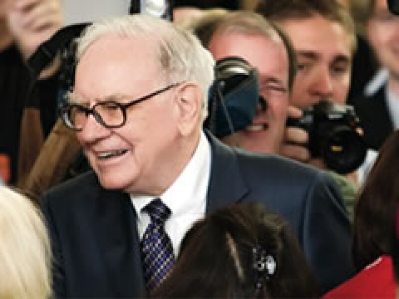 Una vez al año, todo el pueblo de Omaha se reúne para escuchar al multimillonario, su hijo pródigo. (Foto: Bloomberg News)