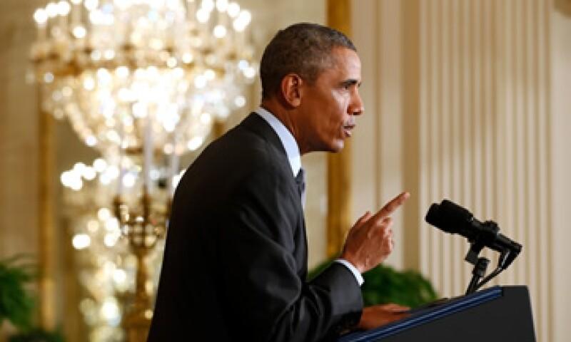 Barack Obama dijo que la recuperación económica debe alcanzar a todos los ciudadanos. (Foto: Reuters)