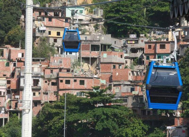Teleferico Metrocable