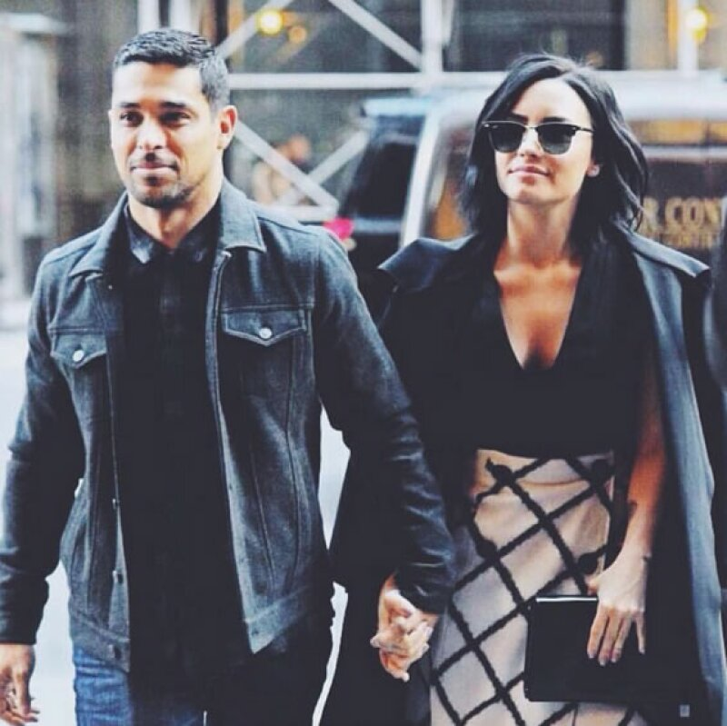 A pesar que durante el año hubo muchos rumores sobre el fin de esta relación, Demi y Wilmer no han parado de subir fotos con las que han acabado con todos esos rumores.