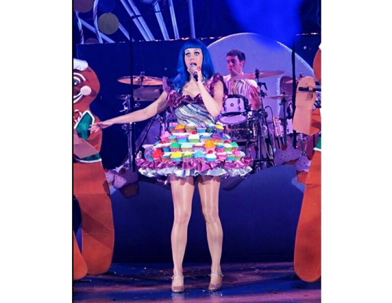 Katy Perry de gira para California Dreams
