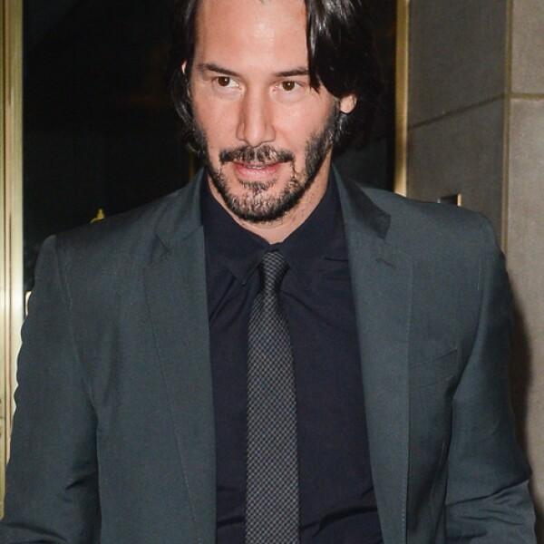 Keanu Reeves nació en Beirut, Líbano y su abuela era china. Ahora vemos de donde sacó sus movimientos inspirados en artes marciales para Matrix.