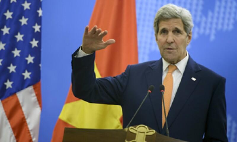 El secretario de Estado, John Kerry, se mostró optimista sobre los avances de las negociaciones. (Foto: Reuters )
