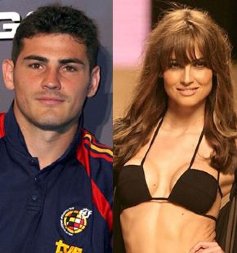 Aunque el portero del Real Madrid asegura que por el momento está soltero y sin compromiso, lo cierto es que últimamente ha sido visto con la modelo Ariadna Artiles y ya se rumora un posible romance.