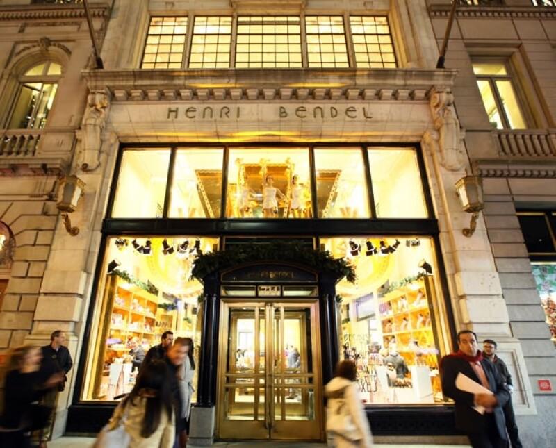 Henri Bendel o Bendel´s, como también es conocida, es una de las tiendas favoritas de los `rich and famous´.