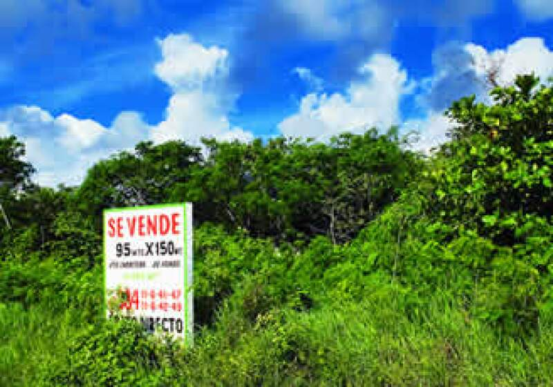 AL VUELO. El anuncio del aeropuerto de la Riviera Maya, que estará ubicado a 14 kilómetros de Tulum, rumbo a Mérida, fue uno de los detonantes del alza en el precio de la tierra. (Foto: Archivo Obras)
