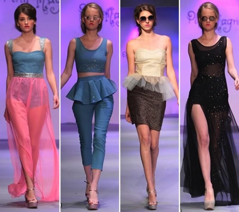 Comenzó la semana de la moda en la Ciudad de México, y tenemos una mirada a las colecciones que se presentaron el primer día.
