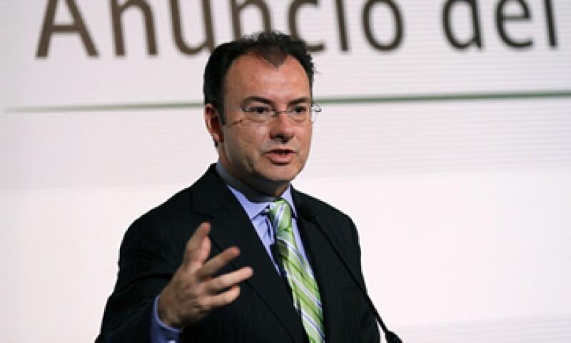 Videgaray resaltó que la medida del SAT es una práctica internacional consolidada. (Foto: Notimex)
