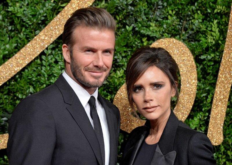 Los Beckham han visitado el restaurante de Wolfang durante ocho años.