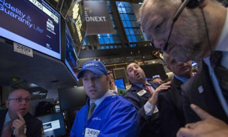 El S&P 500 ganaba 0.53%  a 1,972.28 unidades este martes. (Foto: Reuters )