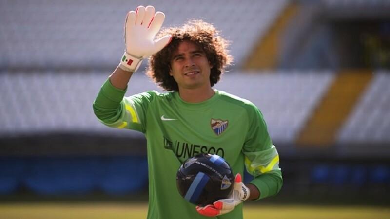 Guillermo Ochoa Málaga