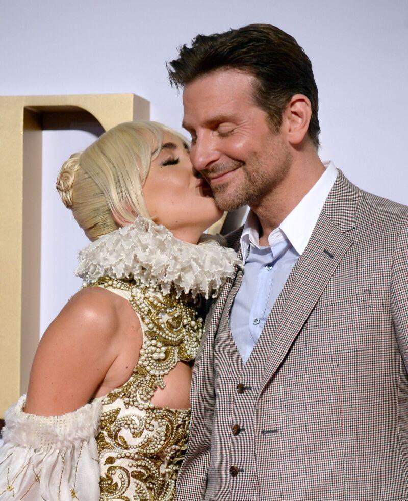 La cantante agradeció toda la enseñanza que Bradley le dejó tras el filme.
