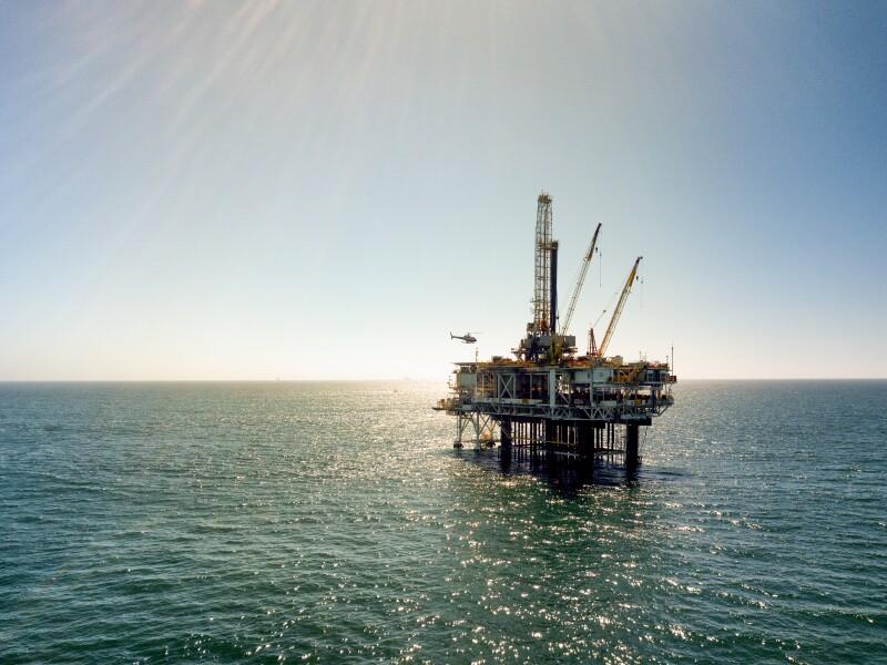 Offshore Fracking Drilling Stills