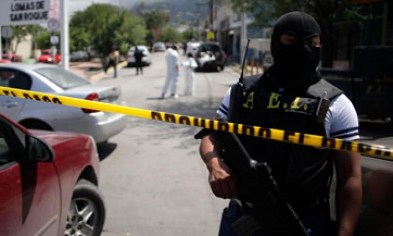 El INEGI aplica la Encuesta Continua sobre la Percepción de la Seguridad Pública en 32 ciudades del país. (Foto: Reuters)