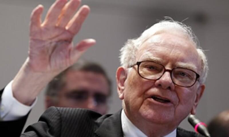 Warren Buffett ofreció igualar cualquier donativo que hagan los legisladores republicanos al Tesoro. (Foto: Reuters)