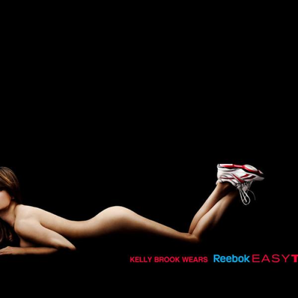 Kelly Brook para Reebok