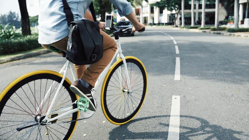 Haz de tu bicicleta una compañera