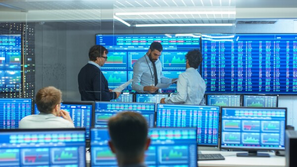 Mercados fondos cobertura
