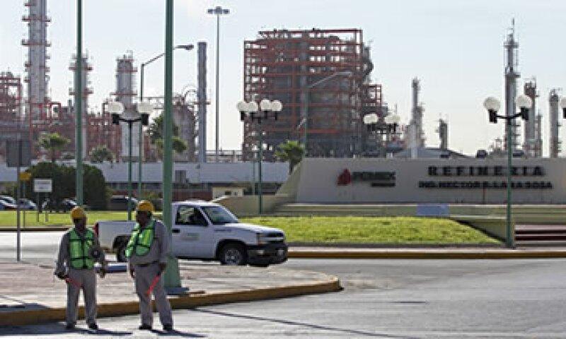 Pemex pidió 83% del total de las reservas 2P y 31% de los recursos prospectivos. (Foto: Cuartoscuro)
