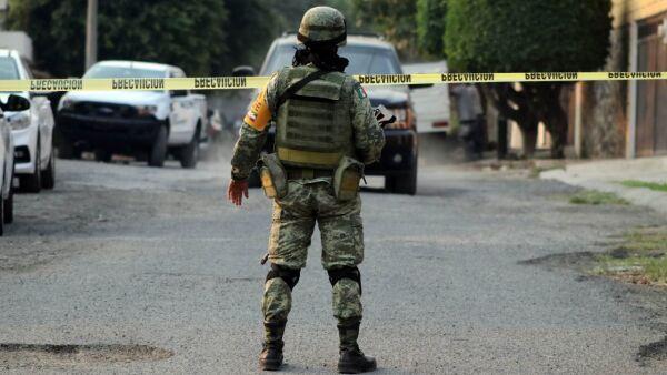Violenta tarde en Temixco, multihomicidio de cinco personas y abandonan cadáver destazado.