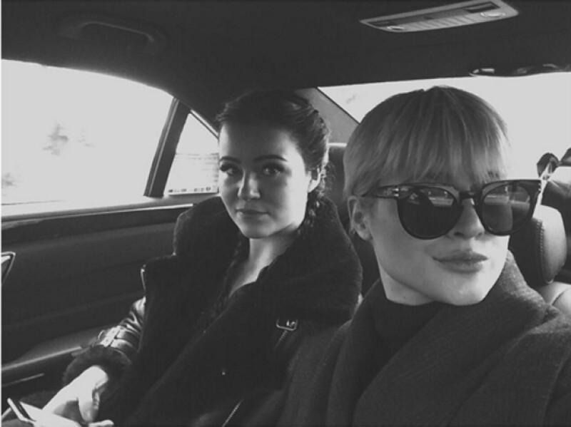 A pesar de ser de la misma familia, Alexa y Katharina llevan vidas diferentes-