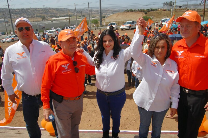 Deja las filas de la bancada del Partido Movimiento Ciudadano para incorporarse a las del GP de Encuentro Social.