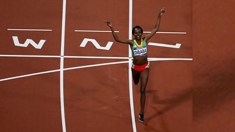 etiopia atletismo londres 10,000 metros